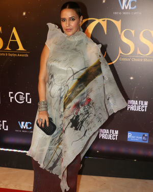 Neha Dhupia - Photos: Critic's Choice Awards 2019 At Taj Santacruz
