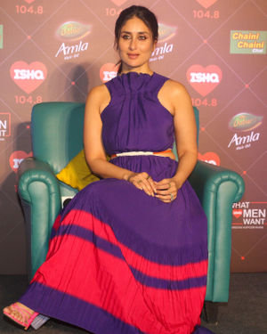 Kareena Kapoor - Photos: Press Conference Of Radio Show 'What Women Want'