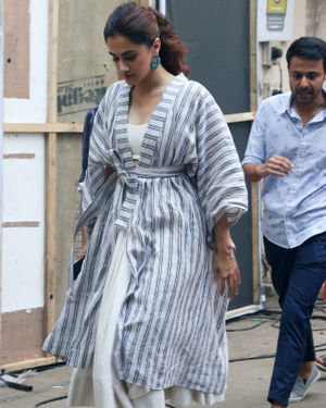 Taapsee Pannu - Photos: Press Conference Of Radio Show 'What Women Want'