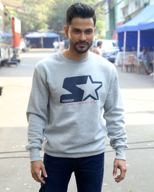 Kunal Khemu - Photos: Celebs Spotted At Filmcity
