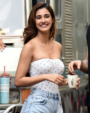 Disha Patani - Photos: Celebs Spotted At Filmcity