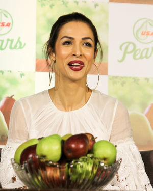 Photos: Press Conference Of US Pears At Four Seasons Hotel