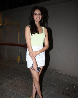 Ananya Pandey - Photos: Celebs At Rohini Iyer's Party