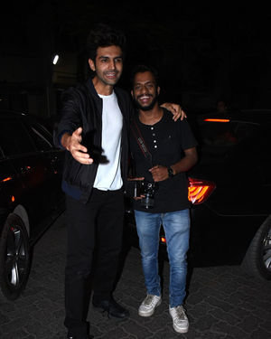 Photos: Celebs At Rohini Iyer's Party | Picture 1707745