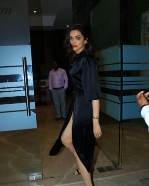 Deepika Padukone - Photos: Celebs At Rohini Iyer's Party | Picture 1707639
