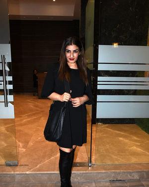 Raveena Tandon - Photos: Celebs At Rohini Iyer's Party