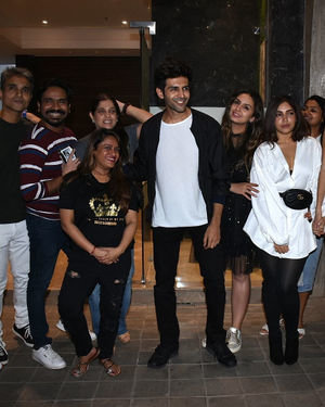Photos: Celebs At Rohini Iyer's Party