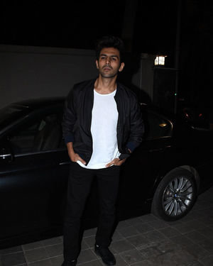 Kartik Aaryan - Photos: Celebs At Rohini Iyer's Party