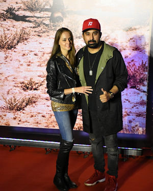 Photos: Celebs Attends U2's The Joshua Tree Concert At DY Patil Stadium
