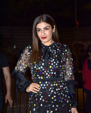 Raveena Tandon - Photos: Launch Of Ana Singh's Christian Art Collection At The Charcoal Store