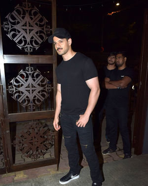 Sooraj Pancholi - Photos: Launch Of Ana Singh's Christian Art Collection At The Charcoal Store | Picture 1707757