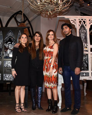 Photos: Launch Of Ana Singh's Christian Art Collection At The Charcoal Store | Picture 1707755