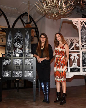 Photos: Launch Of Ana Singh's Christian Art Collection At The Charcoal Store | Picture 1707756
