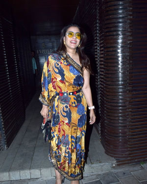 Kajol - Photos: Wrap Up Party Of Her Film Tribanga At Estella