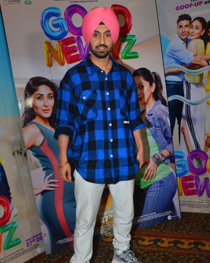 Diljit Dosanjh - Photos: Media Interactions For Film Good Newwz At Jw Marriott
