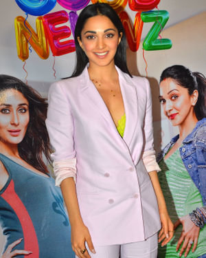 Kiara Advani - Photos: Media Interactions For Film Good Newwz At Jw Marriott