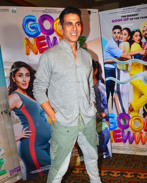 Akshay Kumar - Photos: Media Interactions For Film Good Newwz At Jw Marriott | Picture 1708643