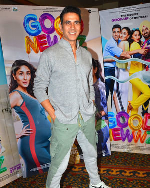 Akshay Kumar - Photos: Media Interactions For Film Good Newwz At Jw Marriott | Picture 1708646