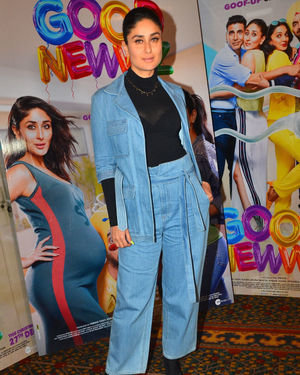 Kareena Kapoor - Photos: Media Interactions For Film Good Newwz At Jw Marriott