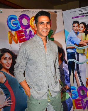 Akshay Kumar - Photos: Media Interactions For Film Good Newwz At Jw Marriott | Picture 1708649