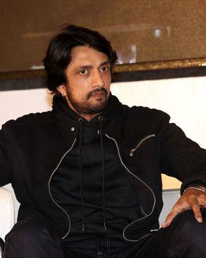 Kichcha Sudeep - Photos: Press Conference Of Film Dabangg 3 At Chennai