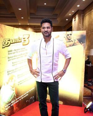 Prabhu Deva - Photos: Press Conference Of Film Dabangg 3 At Chennai | Picture 1708543