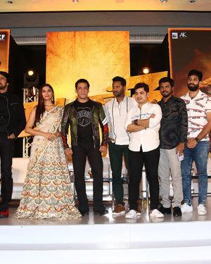 Photos: Press Conference Of Film Dabangg 3 At Chennai