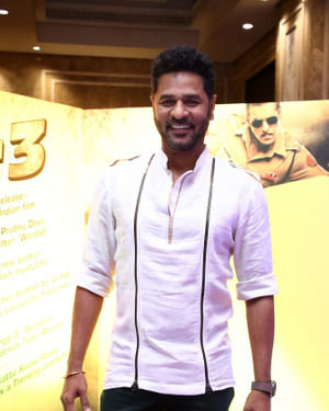 Prabhu Deva - Photos: Press Conference Of Film Dabangg 3 At Chennai | Picture 1708599
