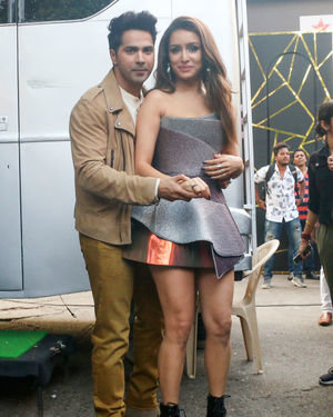 Photos: Promotion Of Film Street Dancer On The Dance Reality Show Of Star Plus | Picture 1709218