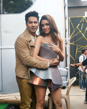 Photos: Promotion Of Film Street Dancer On The Dance Reality Show Of Star Plus | Picture 1709219