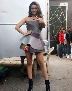 Shraddha Kapoor - Photos: Promotion Of Film Street Dancer On The Dance Reality Show Of Star Plus | Picture 1709223