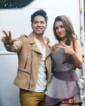 Photos: Promotion Of Film Street Dancer On The Dance Reality Show Of Star Plus | Picture 1709216