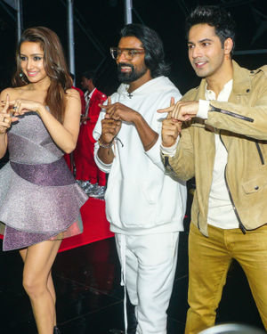 Photos: Promotion Of Film Street Dancer On The Dance Reality Show Of Star Plus | Picture 1709226