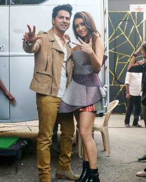 Photos: Promotion Of Film Street Dancer On The Dance Reality Show Of Star Plus | Picture 1709217