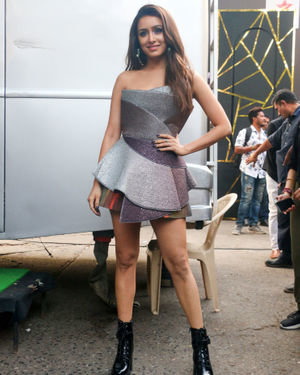 Shraddha Kapoor - Photos: Promotion Of Film Street Dancer On The Dance Reality Show Of Star Plus | Picture 1709224