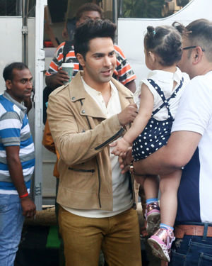 Photos: Promotion Of Film Street Dancer On The Dance Reality Show Of Star Plus | Picture 1709214