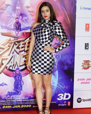 Shraddha Kapoor - Photos: Trailer Launch Of Film Street Dancer