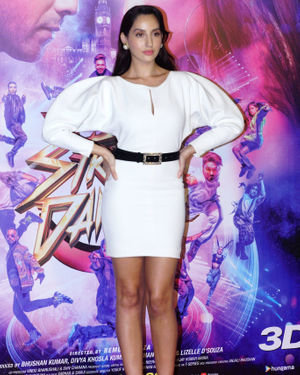 Nora Fatehi - Photos: Trailer Launch Of Film Street Dancer | Picture 1709540