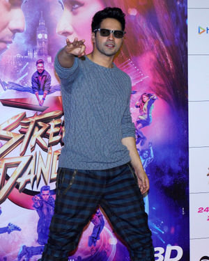 Varun Dhawan - Photos: Trailer Launch Of Film Street Dancer