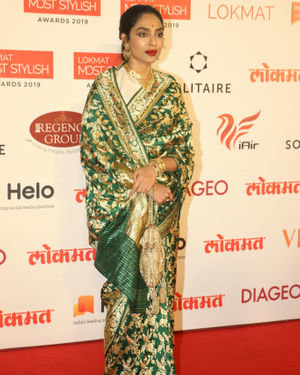 Shobita Dhulipala - Photos: Lokmat Most Stylish Awards 2019 At The Leela Hotel | Picture 1709657