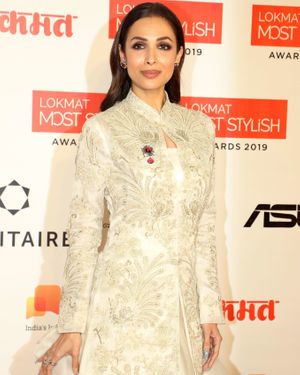 Malaika Arora - Photos: Lokmat Most Stylish Awards 2019 At The Leela Hotel