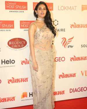 Amyra Dastur - Photos: Lokmat Most Stylish Awards 2019 At The Leela Hotel