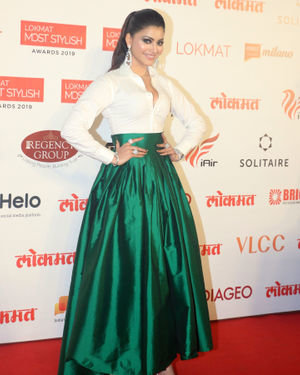 Urvashi Rautela - Photos: Lokmat Most Stylish Awards 2019 At The Leela Hotel | Picture 1709597