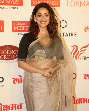 Yami Gautam - Photos: Lokmat Most Stylish Awards 2019 At The Leela Hotel