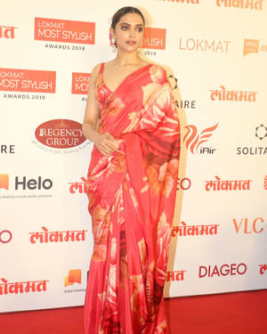 Deepika Padukone - Photos: Lokmat Most Stylish Awards 2019 At The Leela Hotel