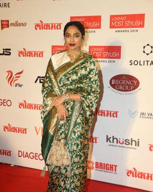 Shobita Dhulipala - Photos: Lokmat Most Stylish Awards 2019 At The Leela Hotel