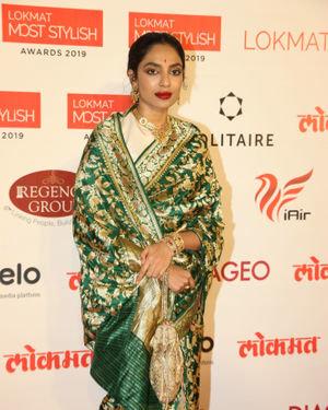 Shobita Dhulipala - Photos: Lokmat Most Stylish Awards 2019 At The Leela Hotel | Picture 1709656