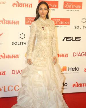 Malaika Arora - Photos: Lokmat Most Stylish Awards 2019 At The Leela Hotel