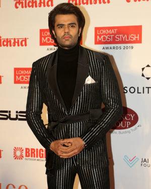 Manish Paul - Photos: Lokmat Most Stylish Awards 2019 At The Leela Hotel