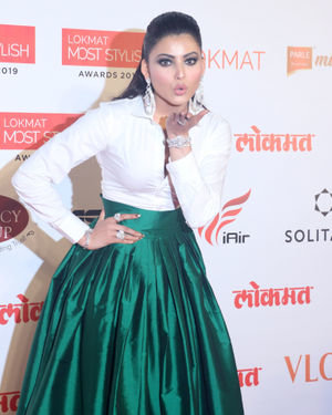 Urvashi Rautela - Photos: Lokmat Most Stylish Awards 2019 At The Leela Hotel | Picture 1709598